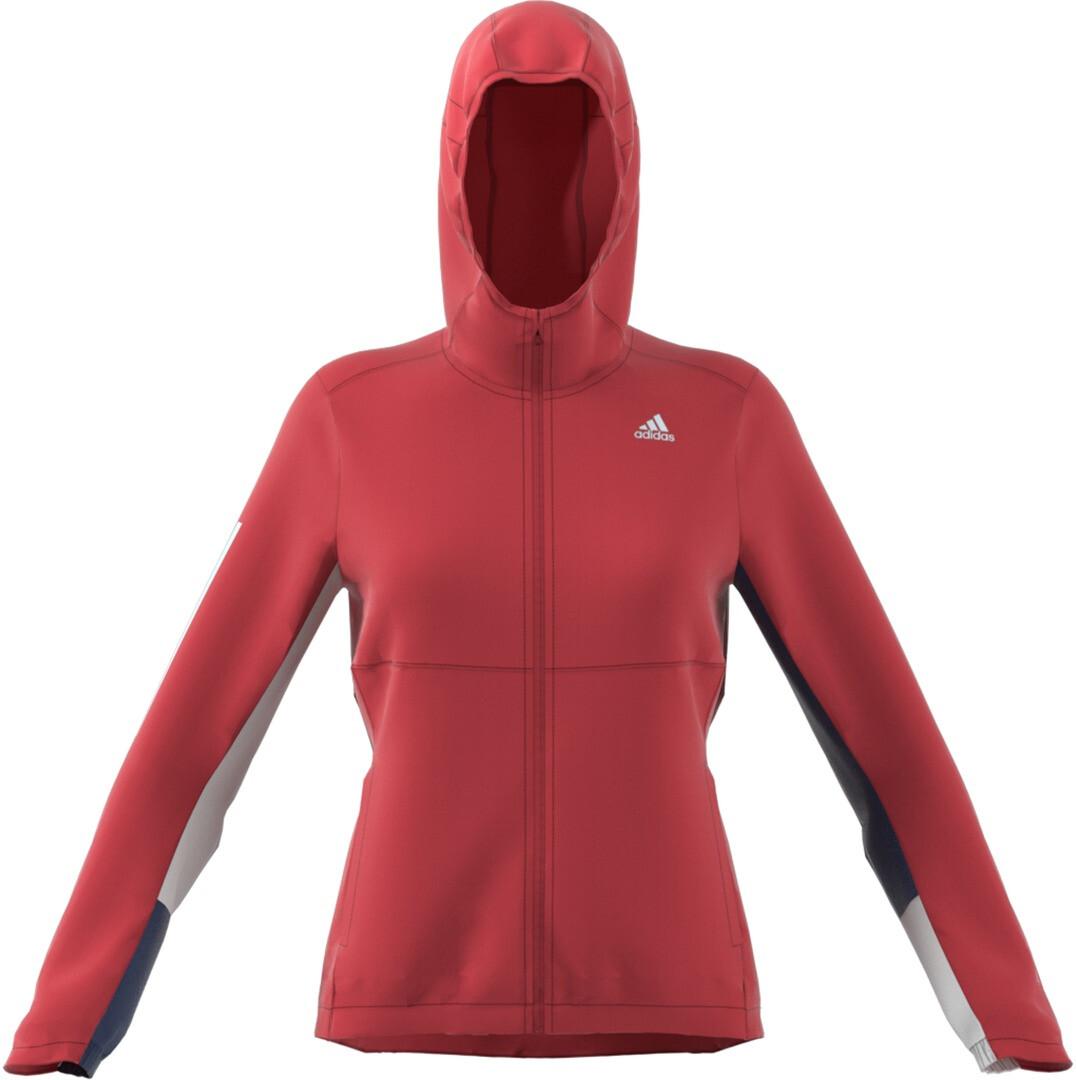 adidas OWN The Run Jacket Women glory red